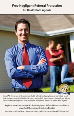 Realtor Negligent Referral Protection